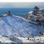 Особенности февральской погоды на полуострове Крым