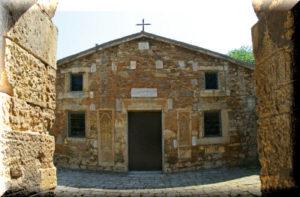церковь сурб саркис феодосия