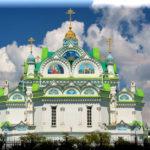 Храм Святой Екатерины — самая красивая православная церковь в Феодосии