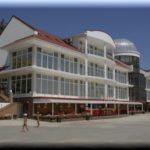 «Белый грифон» — самый примечательный отель в Коктебеле