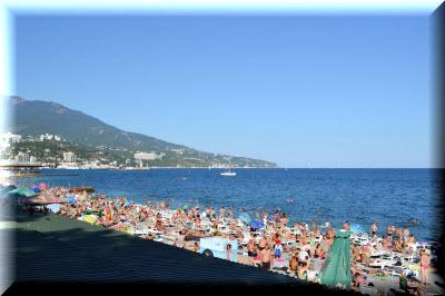 лучшие пляжи ялты фото