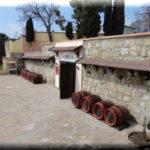 «Маглив» — завод по выпуску вина, коньков и граппы близ Алушты
