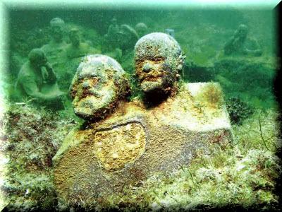 подводный музей в крыму