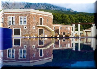 резиденция крымский бриз парковое