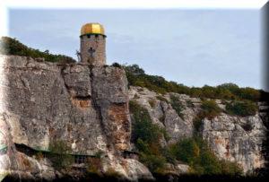 шулдан пещерный монастырь