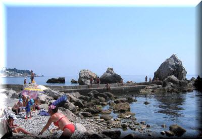 симеиз пляжи фото