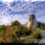 Сюйреньская крепость: средневековая романтика рядом с Бахчисараем