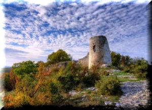 сюйреньская крепость крым
