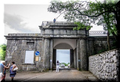 байдарские ворота фото