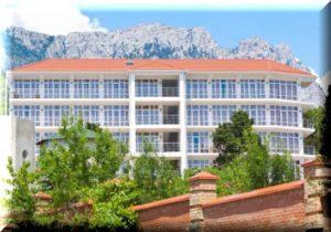 даламия отель симеиз