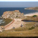Генеральские пляжи — идеальное место для дикого отдыха близ Керчи