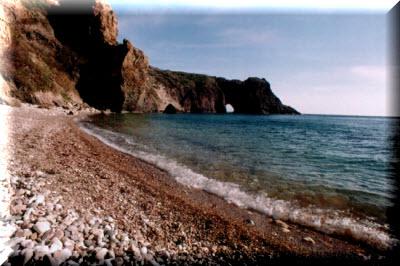 грот дианы севастополь пляж