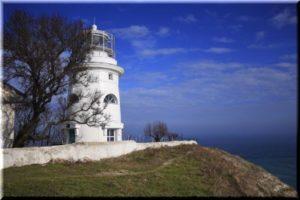 ильинский маяк феодосия