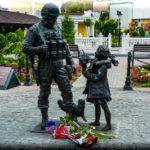 Памятник Вежливым людям — новейшая достопримечательность Симферополя
