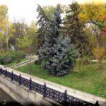 Гагаринский — самый популярный парк в Симферополе