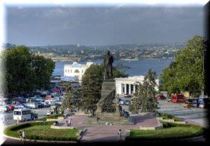 площадь нахимова севастополь