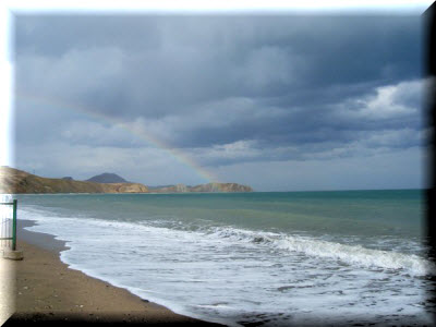 погода в крыму в конце апреля