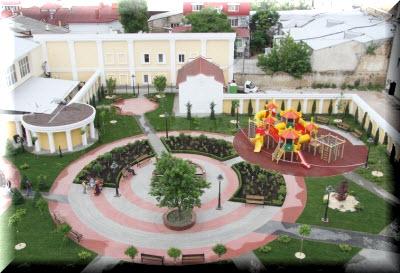 сквер республики в симферополе фото