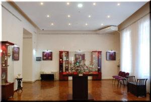 Краеведческий музей Евпатории демонстрирует экспозицию времен Романовых