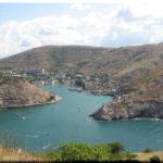 Балаклавская — самая красивая бухта в Крыму