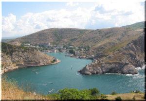 балаклавская бухта крым