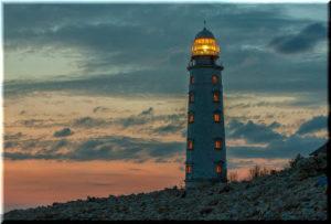 Херсонесский маяк в Севастополе