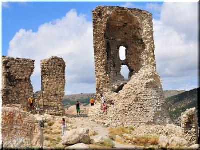 крепость чембало фото
