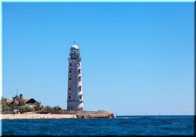 маяк на херсонесе фото