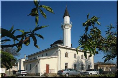 мечеть кебир-джами фото