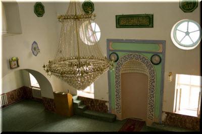 мечеть кебир-джами в симферополе фото внутри