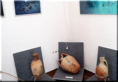 музей подводной археологии фото