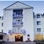 «Адмирал» — хороший 4-звездочный отель Севастополя