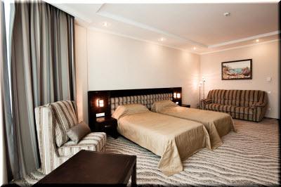 отель аквамарин севастополь в номере