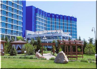 отель аквамарин севастополь