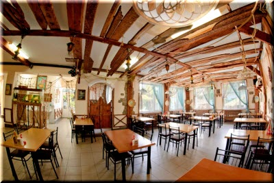 отель корона евпатория ресторан