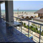 ТОП-3 отеля на берегу моря в Саках