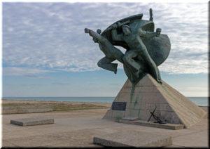 памятник морякам десантникам евпатория