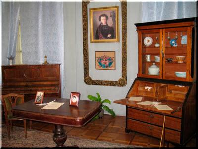 дом музей пушкина в гурзуфе