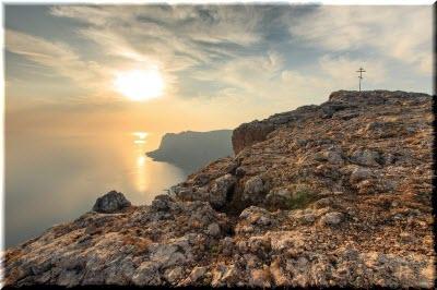 гора ильяс кая фото