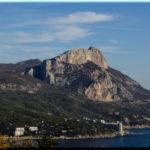 Ильяс-Кая — мистическая гора в Юго-западном Крыму