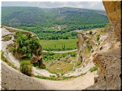 крым качинская долина
