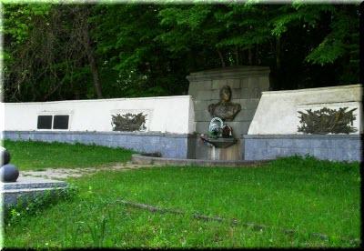 кутузовский фонтан алушта