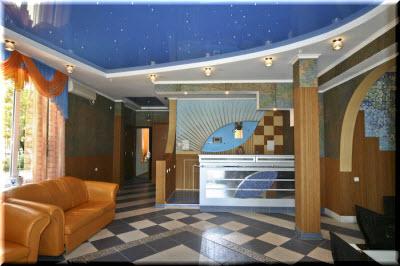 мирный крым гостиница колибри