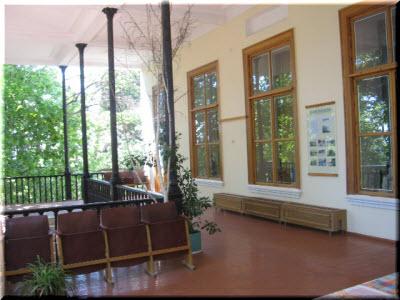 музей пушкина в гурзуфе фото