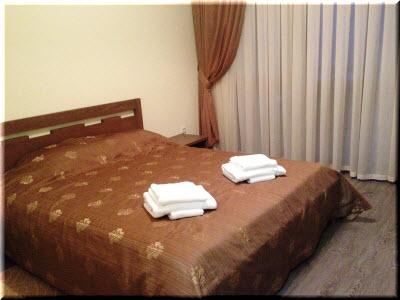 отель зеленая бухта фото в номере