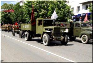 парад в симферополе 9 мая 2017