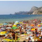 Крым в июле: погода не разочарует ни детей, ни взрослых