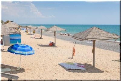 санаторий полтава крым пляж