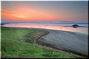 узунларское озеро крым