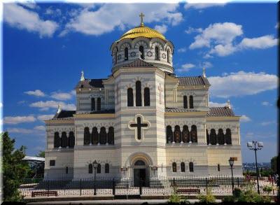 владимирский собор херсонес таврический